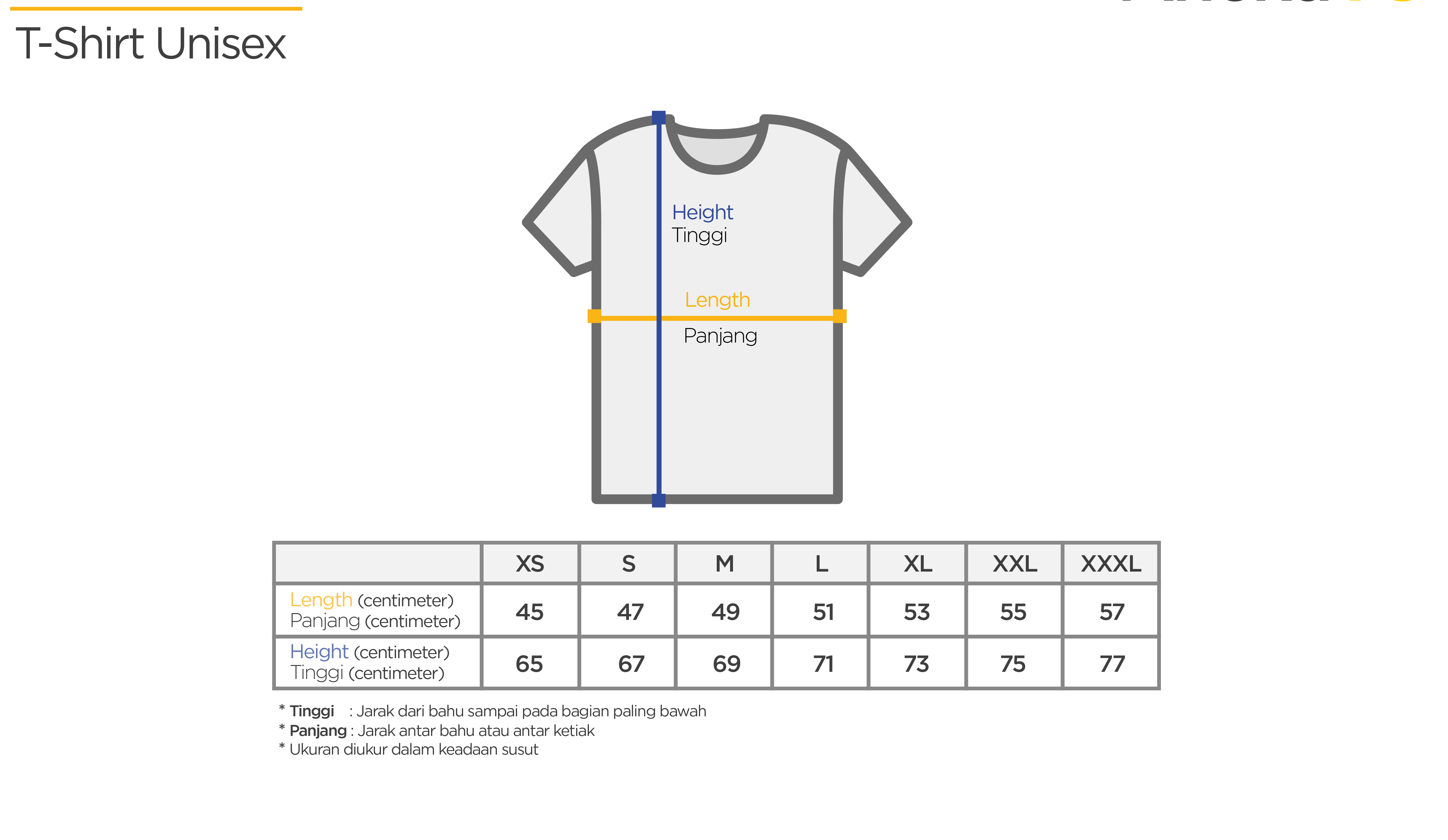 Us Polo Shirt Size Guide